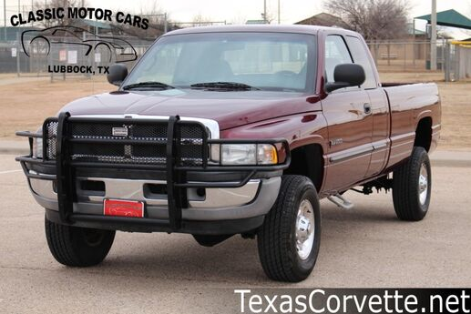 2001 Dodge Ram 2500  Lubbock TX