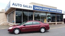 2001_Dodge_Stratus_Sedan SE_ Spokane Valley WA