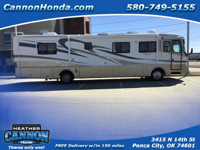 2001 Endevor Holiday Rambler Diesel Pusher Ponca City OK