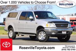 2001_FORD_F-150_4WD_ Roseville CA