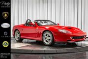 2001 Ferrari 550 Barchetta  North Miami Beach FL