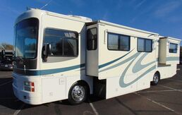 2001_Fleetwood_DISCOVERY 330hp DIESEL 2 SLIDES, ONE OWNER AZ._37'_ Phoenix AZ