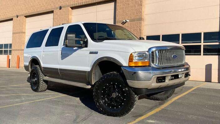 2001 Ford Excursion Limited West Valley City UT
