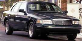 2001_Ford_Crown Victoria_LX_ Phoenix AZ
