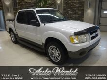 2001_Ford_EXPLORER SPORT TRAC 4X2__ Hays KS