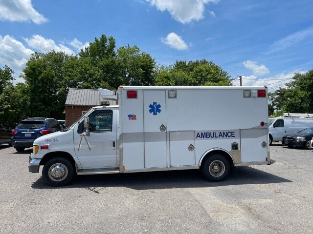 2001 Ford Econoline Commercial Cutaway  Kernersville NC