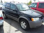 2001 Ford Escape - MECHANIC SPECIAL XLT 4WD