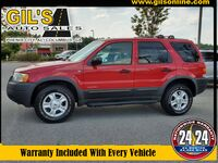 Ford Escape XLT 2001