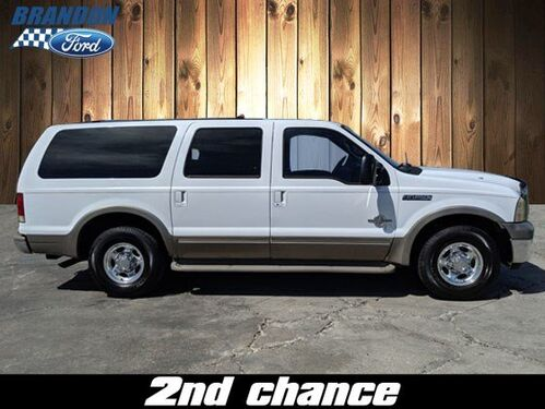 2001 Ford Excursion Limited Tampa FL
