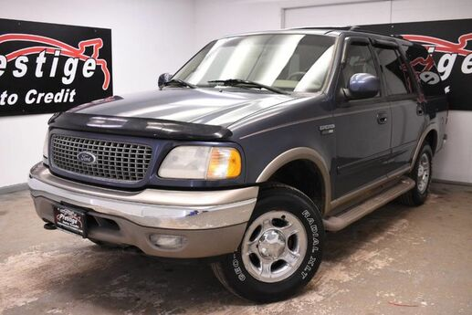 2001 Ford Expedition Eddie Bauer Akron OH