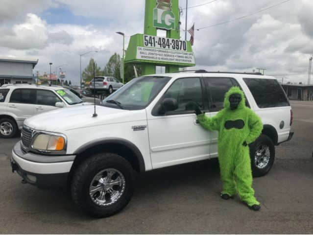 2001 Ford Expedition XLT 4WD Eugene OR