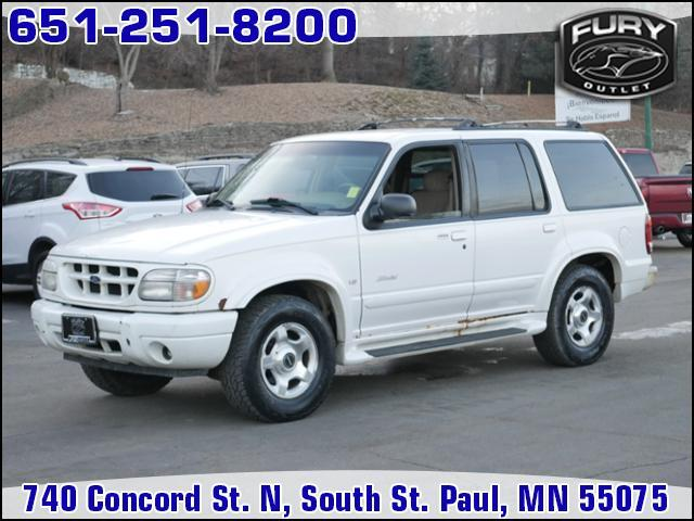 2001 Ford Explorer 4dr 112 WB Limited AWD Stillwater MN