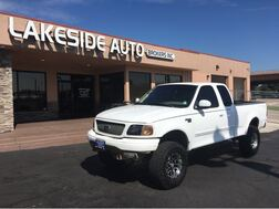 2001_Ford_F-150_Lariat SuperCab Short Bed 4WD_ Colorado Springs CO