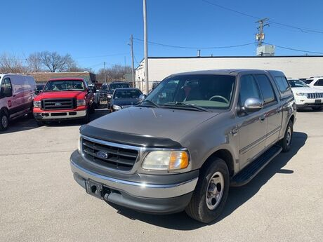 2001 Ford F-150 SuperCrew XLT Cleveland OH