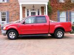 2001 Ford F-150 SuperCrew XLT crew cab V. WELL MAINTAINED. MUST C & DRIVE