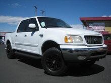 2001_Ford_F-150_XLT SuperCrew 4WD_ Tucson AZ