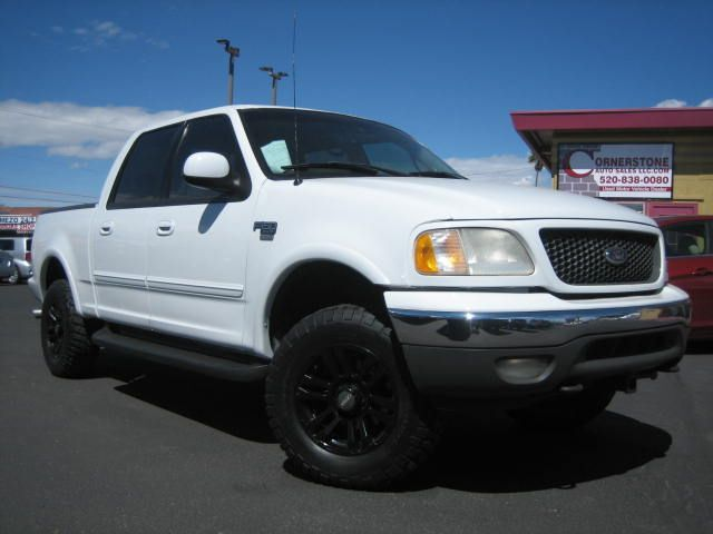 2001 Ford F-150 XLT SuperCrew 4WD Tucson AZ