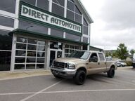 2001 Ford F-250 SD Lariat Crew Cab Short Bed 4WD Monroe NC