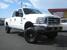 2001_Ford_F-250 SD_Lariat Crew Cab Short Bed 4WD_ Tucson AZ