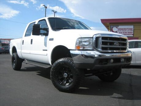 2001 Ford F-250 SD Lariat Crew Cab Short Bed 4WD Tucson AZ