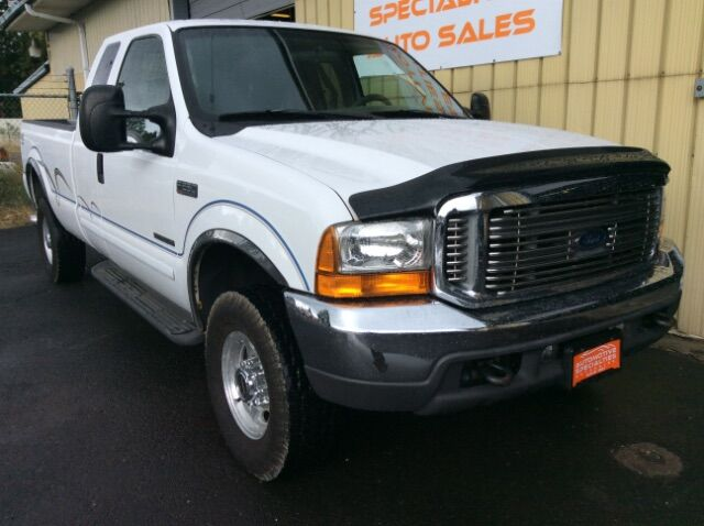 2001 Ford F-250 SD Lariat SuperCab Long Bed 4WD Spokane WA