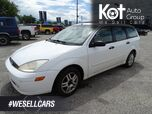 2001 Ford Focus SE Power Locks and Windows, A/C, Hitch