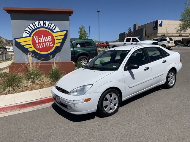 2001 Ford Focus ZTS Durango CO