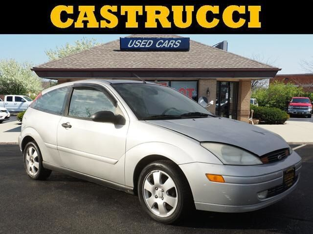 2001 Ford Focus ZX3 Dayton OH