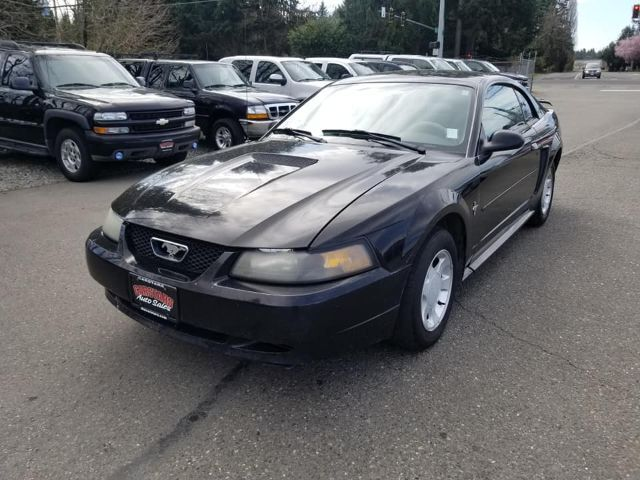 2001 Ford Mustang Coupe Olympia WA