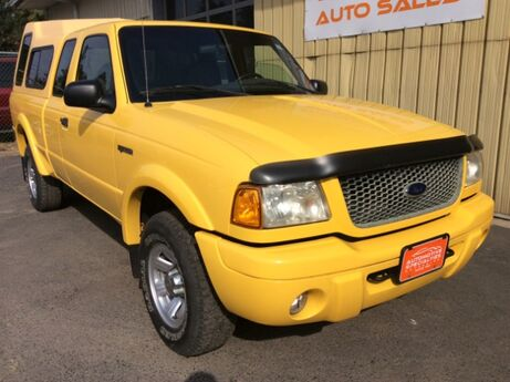 2001 Ford Ranger Edge SuperCab 3.0 2WD Spokane WA
