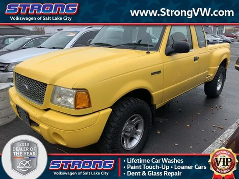 2001_Ford_Ranger_XL_ Salt Lake City UT
