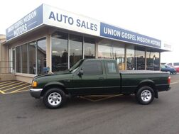 2001_Ford_Ranger_XL SuperCab 3.0 2WD_ Spokane Valley WA