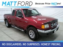 2001_Ford_Ranger_XLT_ Kansas City MO