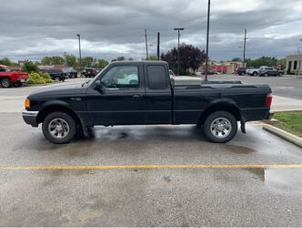 Ford Ranger XLT SuperCab 3.0 2WD w/Appearance 2001