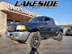 2001_Ford_Ranger_XLT SuperCab 4.0 Flareside 4WD_ Colorado Springs CO