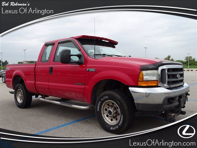 2001 Ford Super Duty F-250 XLT Oshkosh WI