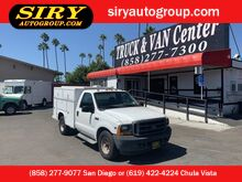 2001_Ford_Super Duty F-350 SRW_XL_ San Diego CA