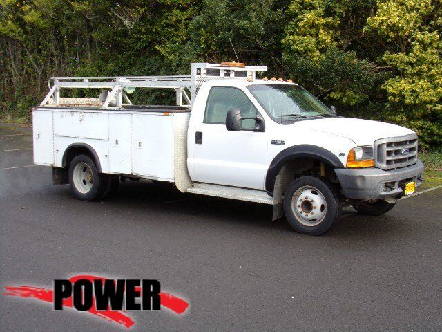 2001 Ford Super Duty F-450  Corvallis OR