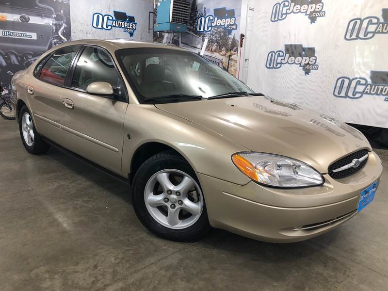 2001 Ford Taurus SE 4dr Sedan