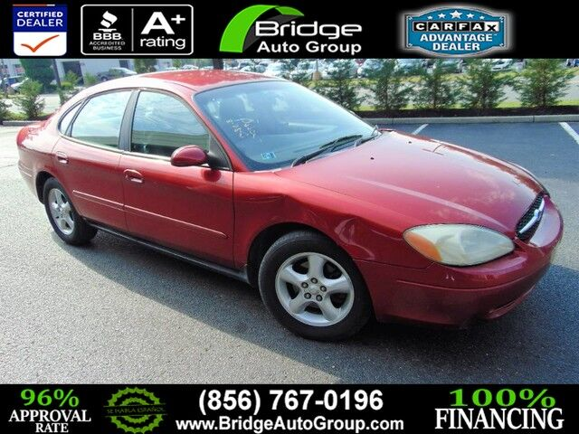 2001 Ford Taurus SE Berlin NJ