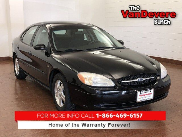 2001 Ford Taurus SEL Akron OH