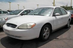 2001_Ford_Taurus_SES_ Trinidad CO