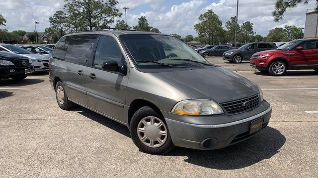 2001 Ford Windstar Wagon LX Houston TX