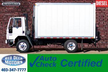 2001_Freightliner_FC 70_Cargo Van Cummins Diesel_ Red Deer AB