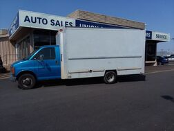 2001_GMC_Savana_G3500 Cargo_ Spokane Valley WA
