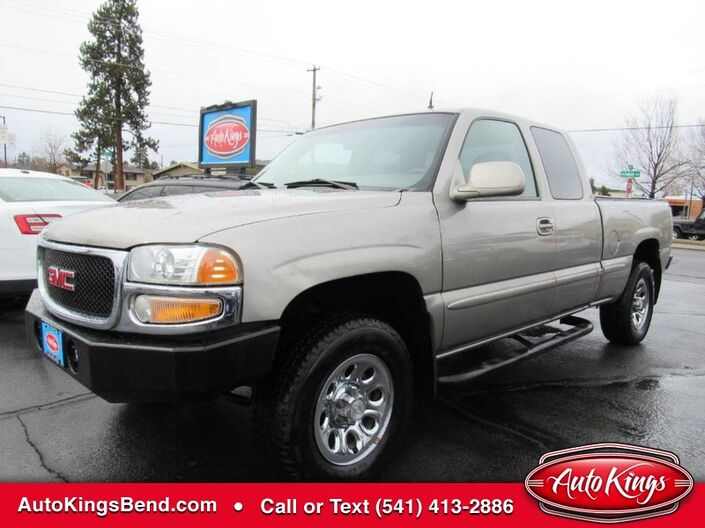 2001 GMC Sierra 1500 C3 Bend OR