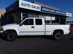 2001_GMC_Sierra 1500_SL Ext. Cab Short Bed 4WD_ Spokane Valley WA