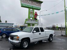 2001_GMC_Sierra 1500_SLE Ext. Cab Short Bed 4WD_ Eugene OR
