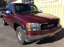 2001_GMC_Sierra 1500_SLE Ext. Cab Short Bed 4WD_ Spokane WA