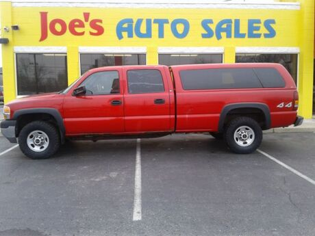 2001 GMC Sierra 2500HD SL Crew Cab Long Bed 4WD Indianapolis IN